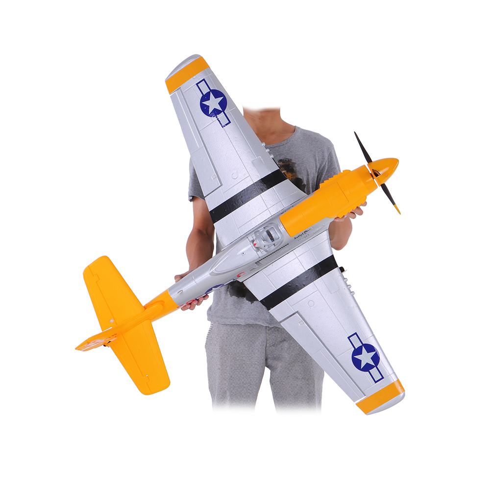 Only Us Original Unique P 51 Drone Rc Warbird