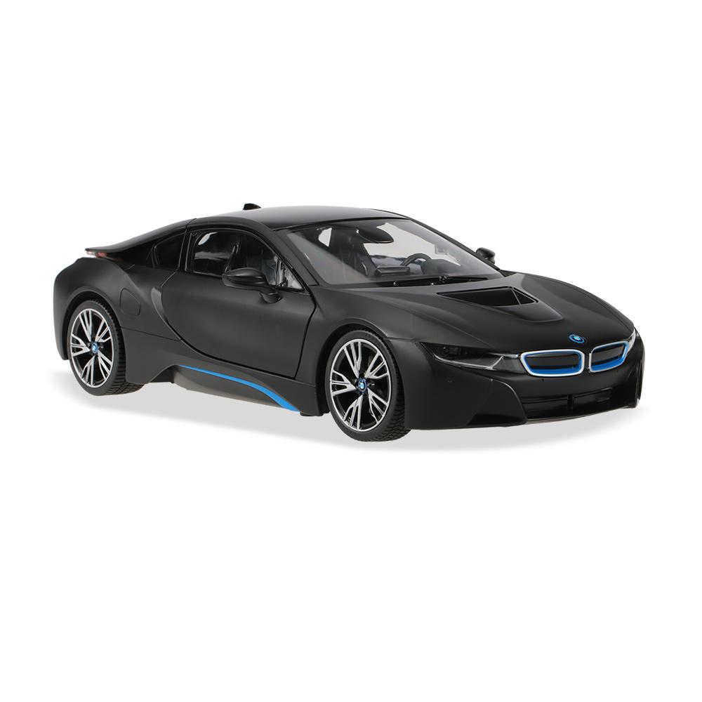 Bmw I8: Solo 17.99€, Rastar 71000 1/14 BMW I8 Gull Wing Porta La