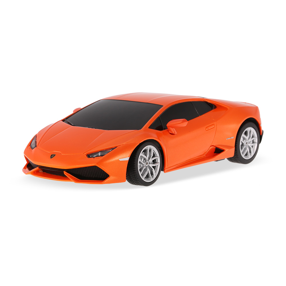 only us orange rastar 71500 27mhz r c 1 24 lamborghini huracan lp 610. Black Bedroom Furniture Sets. Home Design Ideas