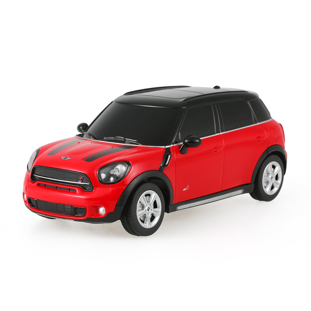 red rastar 71700 1 24 mini cooper s countryman suv sport racing model rtr rc car. Black Bedroom Furniture Sets. Home Design Ideas