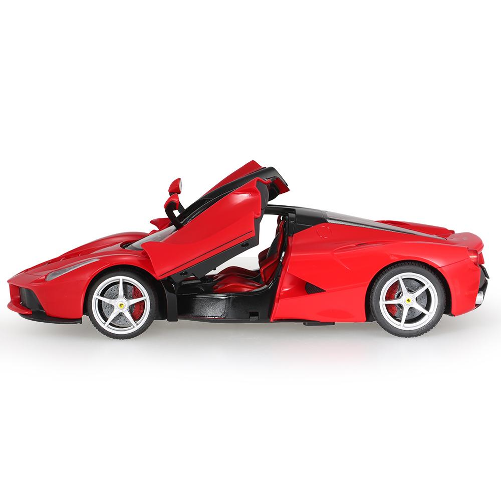 Red Rastar 50100 1 14 Ferrari Enzo Gull Wing Door Drift Rc