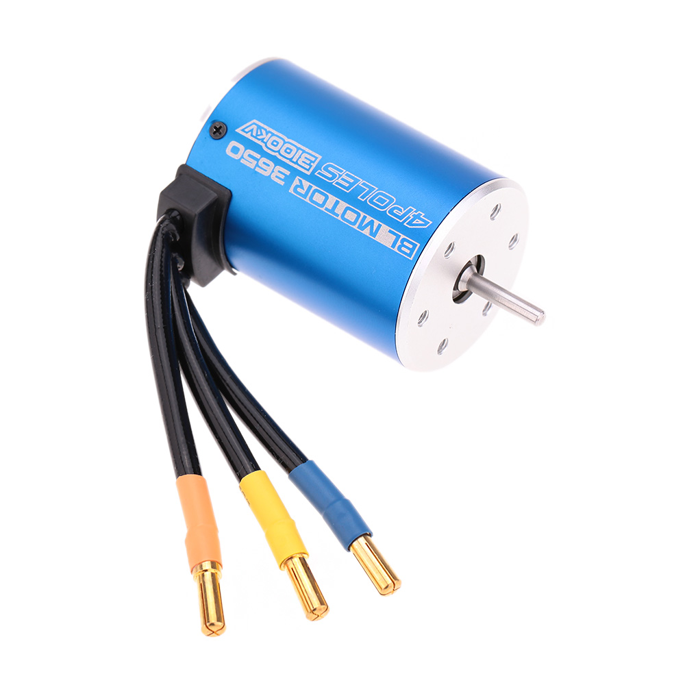 Only Us 3650 3100kv 4p Sensorless Brushless Motor