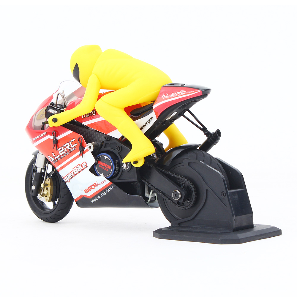 eu alzrc rider r 100s rtr 1 10 brushless rc motorcycle with 2 4g 2ch transmitter. Black Bedroom Furniture Sets. Home Design Ideas
