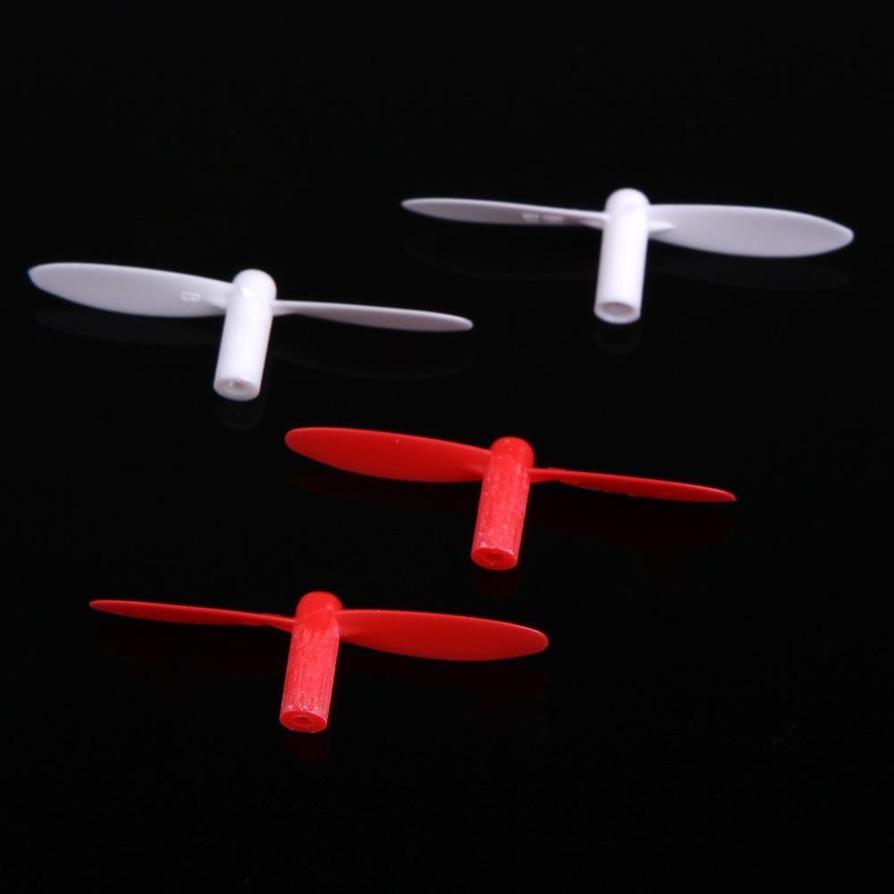 Wltoys V272-02 Spare Part Propellers Red & White for Mini Quadcopter Wltoys V272 V282 V292 Part (Wltoys V272-02; Propellers;Wltoys V272 V282 V292 Part)