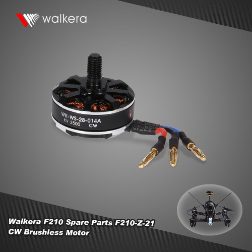 Buy Original Walkera Spare Parts F210-Z-21 CW Brushless Motor (WK-WS-28-014A) F210 RC Quadcopter