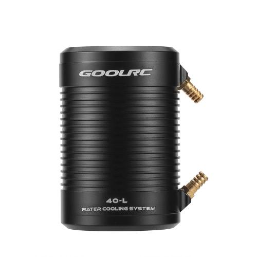 Buy Original GoolRC Aluminum 40-L Water Cooling Jacket Cover 4082 4092 RC Boat Brushless Motor