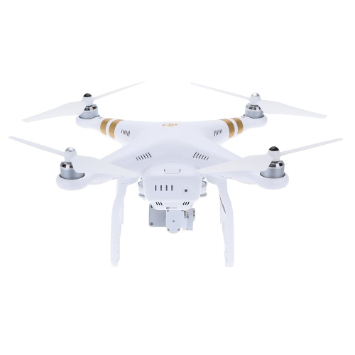 Buy Original DJI Phantom 3 Professional Version FPV RC Quadcopter 4K HD Camera RTF Drone Auto-takeoff/Auto-return home/Failsafe Function & One Extra Battery