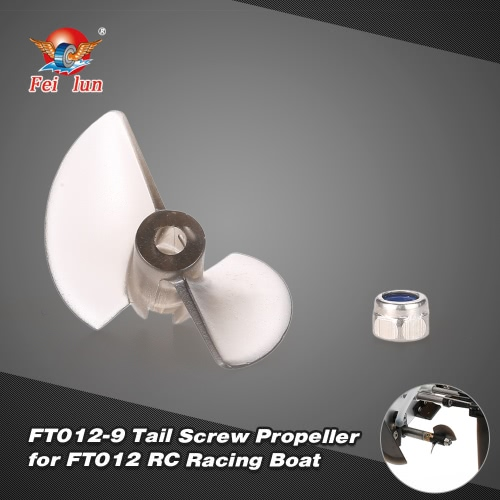Buy Feilun FT012-9 Tail Screw Propeller Boat Spare Part FT012 RC