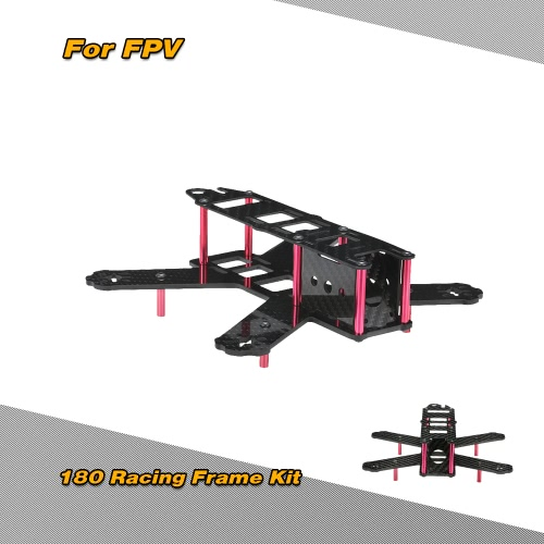 180 Carbon Fiber 4 Axis Racing Quadcopter Frame Kit for FPV Aerial Photography