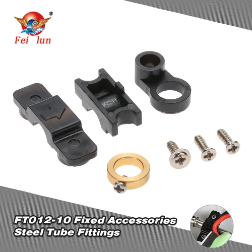 Buy Feilun FT012-10 Fixed Accessories Steel Tube Fittings Boat Spare Parts FT012 RC