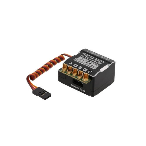 Buy SkyRC 1S120 120A 1S LiPo Battery Brushless Sensored/Sensorless ESC 6V/3A BEC 1/12 On-road Competition RC Car