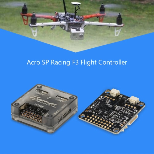 Buy Acro SP3 Racing F3 Flight Controller Board QAV210 250 RC FPV Drone Quadcopter
