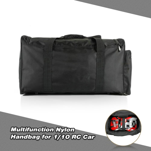 Buy 1/10 RC Car Handbag Multifunction Carrying Storage Bag Redcat Rock Crawler Monster Truck Off-road Buggy Flat Drifting Cars