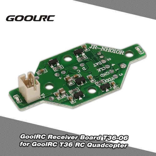 Buy GoolRC Receiver Board Receiving Plate T36-06 Spare Part T36 RC Drone Quadcopter