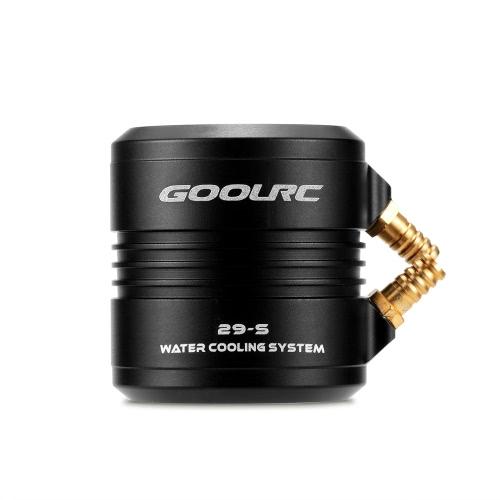 Buy Original GoolRC Aluminum 29-S Water Cooling Jacket Cover 2948 2958 RC Boat Brushless Motor