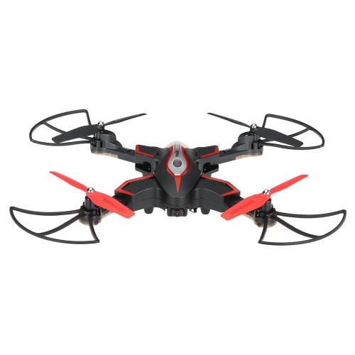 Buy Syma X56W Wifi FPV G-sensor Foldable Drone 2.4G 4CH 6-axis Gyro RC Quadcopter RTF Altitude Hold Headless Mode Track-controlled