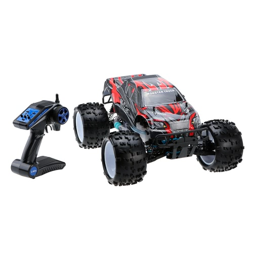 Originally HSP 94862 SAVAGERY 1/8 4WD Nitro Powered RTR Monster Truck with 2.4Ghz Transmitter