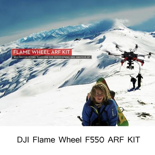 Buy Original DJI Flame Wheel F550 ARF KIT NAZA-M V2 GPS E305 420 Lite ESC 2312 Motor Hexacopter Combo Set Frame