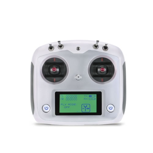 Buy Original Flysky FS-i6s 2.4G 10CH AFHDS 2A Touchscreen Transmitter FS-iA6B 6CH Receiver RC Airplane Helicopter Multicopter