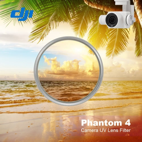 Original DJI FPV Camera UV Lens Filter Part 37 for DJI Phantom 4 RC FPV Quadcopter