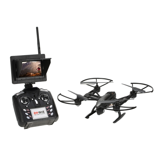 Buy Original JXD 509G 2.4G 4CH 6-Axis Gyro 5.8G FPV Built-in Height Locking Flight RC Quadcopter 2.0MP HD Camera