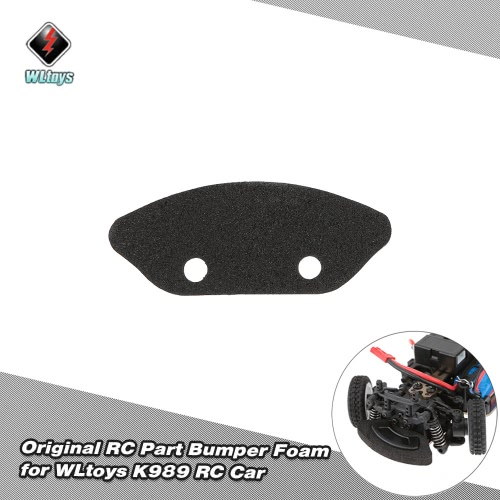 Original WLtoys K989-56 Bumper Foam for WLtoys K989 K969 1/28 Scale RC Car