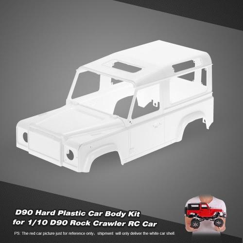 Buy D90 Hard Plastic Car Shell Body DIY Kit 1/10 Rock Crawler RC
