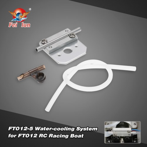 Buy Feilun FT012-5 Water-cooling System Boat Spare Part Kits FT012 2.4G Brushless RC
