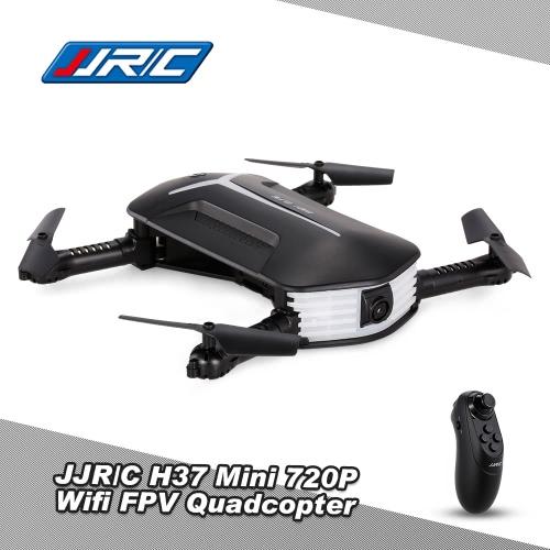Buy Original JJRC (JJR/C) H37 Mini 6-Axis Gyro BABY ELFIE WIFI FPV 720P Camera Quadcopter Foldable G-sensor RC Selfie Drone