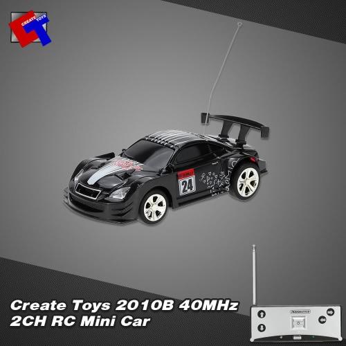 Original Create Toys 2010B 27MHz 2CH RC Mini Car