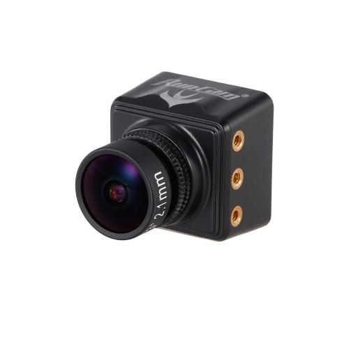 Buy RunCam Swift Mini 600TVL 2.1mm Lens DC 5-36V FPV Camera OSD IR Blocked NTSC QAV250 Racing Drone Aerial Photography