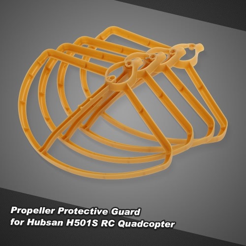 Buy Propeller Protectors Protective Guard Hubsan H501S H501C RC Quadcopter