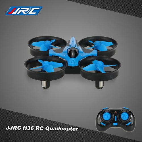 Buy Original JJRC H36 2.4G 4CH 6-Axis Gyro RC Quadcopter RTF UFO Anti-crush Drone Headless Mode/One Key Return/3D Flip/Speed Switch