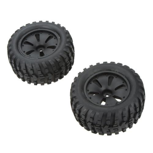 Buy Original ZD Racing Spare Part Wheel Tyre Tire 1/10 RC Monster Car