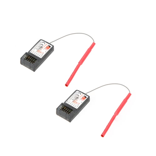 Buy Original FlySky FS-R6B 2.4Ghz 6CH Receiver TH9X FS-CT6B FS-T6 Transmitter
