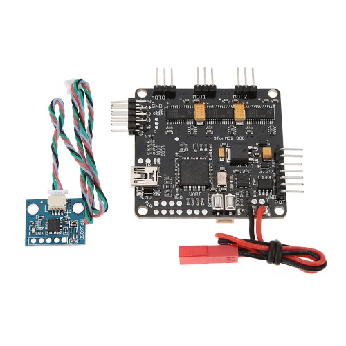 Buy GoolRC Storm 32 BGC 32Bit 3-Axis Brushless Gimbal Controller Board V1.31 Motor Driver