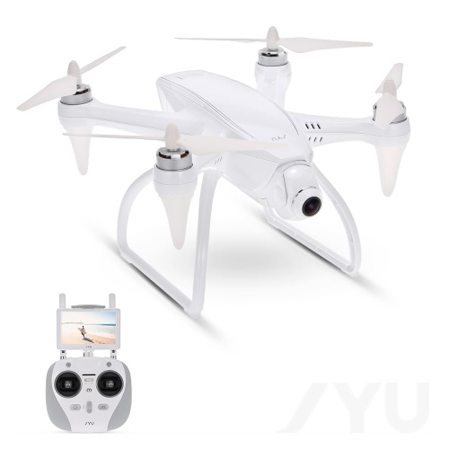 Buy JYU Hornet 2 5.8G FPV Version 1080P HD Camera Drone Altitude Hold One Key Return Brushless GPS Quadcopter