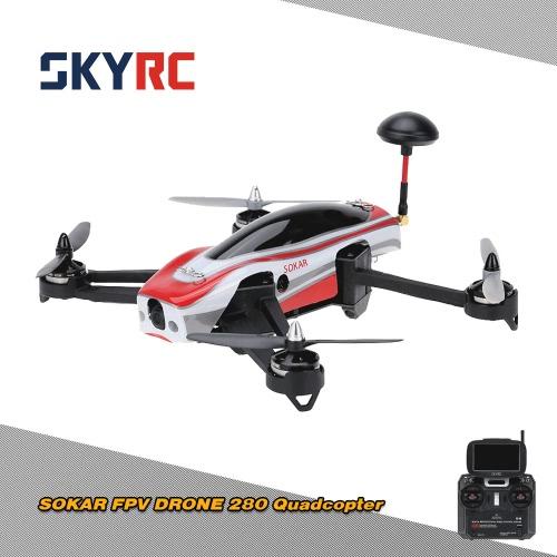 Original SKYRC SOKAR 280 RTF FPV Racing Drone RC Quadcopter with Video Transmitter/300,000 Pixel Camera