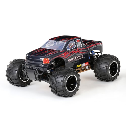 Buy Original HSP 94050 Off-Road 1/5 2.4Ghz 2CH 4WD RTR 32CC Gasoline Powered Monster Truck Car