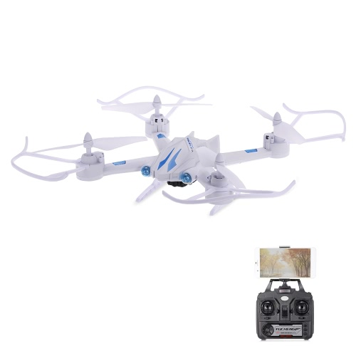 Buy Utoghter 69308 720P Camera Wifi FPV Drone 2.4G 6-axis Gyro Altitude Hold Headless Mode G-sensor Quadcopter RTF