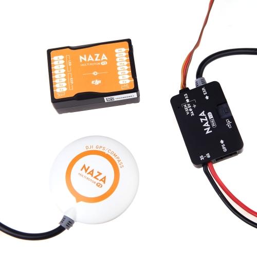 Original DJI NAZA V2 Flight Controller w/ GPS & PMU V2 for Multirotor Quadcopter  (DJI NAZA V2;Quadcopter NAZA V2 Flight Controller;NAZA V2 GPS)
