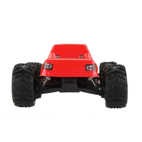Buy High Performance New TROO E18MT BL V1 1/18th 1:18 SCALE 4WD Brushless Monster Truck w/3CH RC Car Transmitter