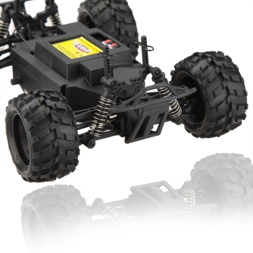 Original HSP 94246 MT24 2.4G 1/24th Scale RC 4WD Electric Powered Monster Truck Toys with Transmitter RTR
