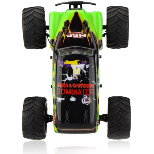 Original HSP 94250A 2.4G 1/24th Scale RC 4WD Electric Powered Monster Truck Toys with Transmitter RTR