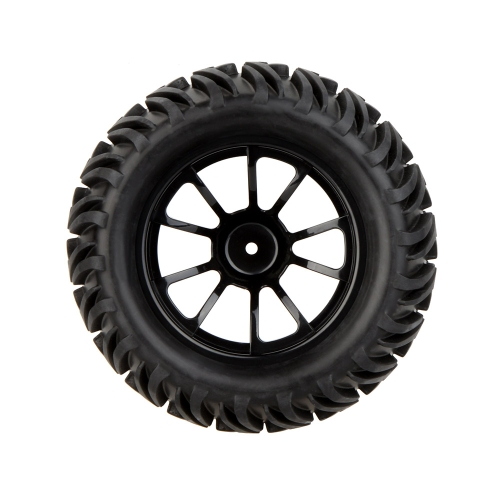 Buy GoolRC High Performance 1/10 Monster Truck Wheel Rim Tire 8010 Traxxas HSP Tamiya HPI Kyosho RC Car