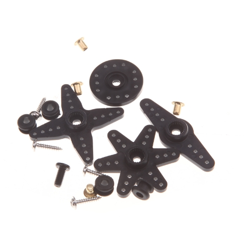 Buy 4 Sets MG995 Metal Gear High Speed Torque Servo RC Parts