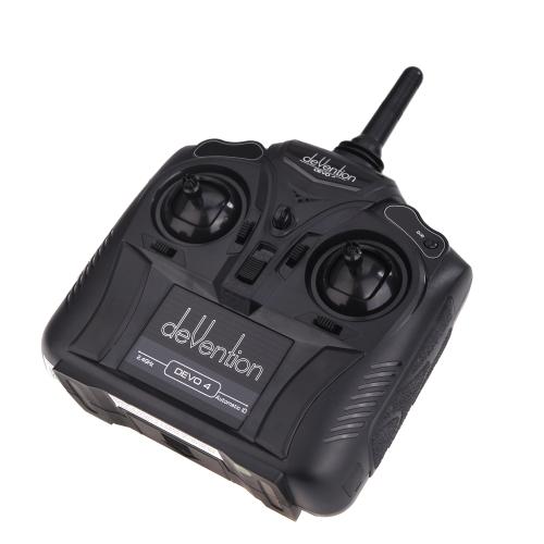 Buy Walkera Devention Devo 4 2.4GHZ 4CH RC Transmitter Radio controller Model 2 (Walkera Transmitter;DEVO Transmitter;4CH transmitter)