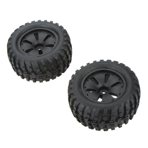 Buy Original ZD Racing Spare Part Wheel Tyre Tire 1/10 RC Monster Car