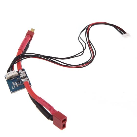 Buy APM2.5.2 APM2.6 Flight Control Board Pixhawk Power Module V1.0 Output BEC 3A Deans T Plug (Power Module,APM Module,Pixhawk V1.0)