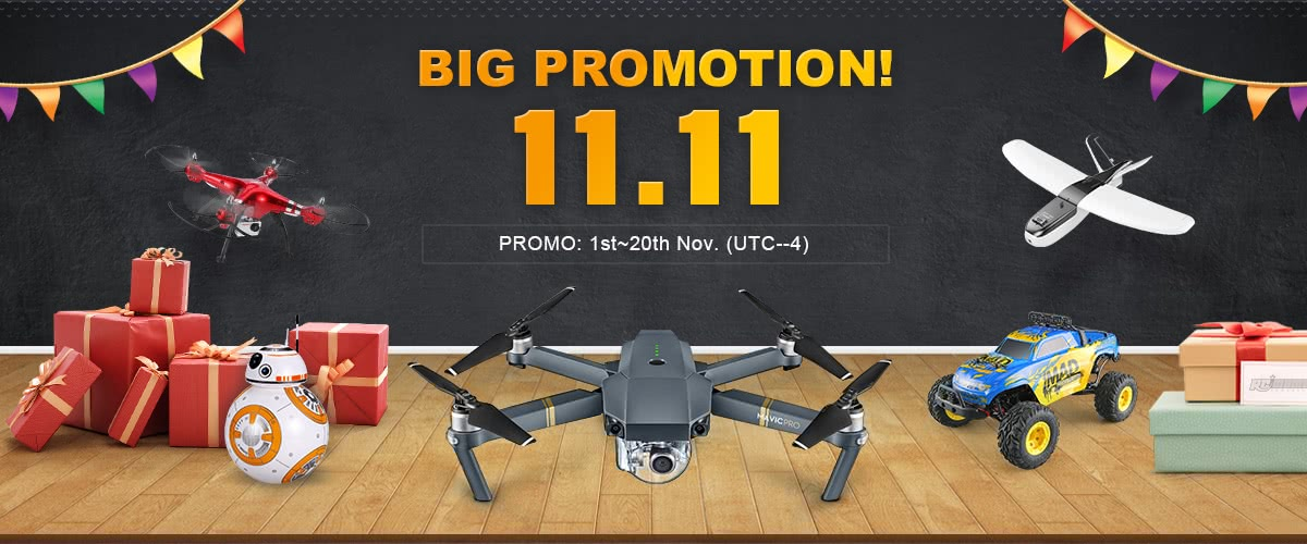 11.11 Big Promotion | Sale The Best Deal From Rcmoment